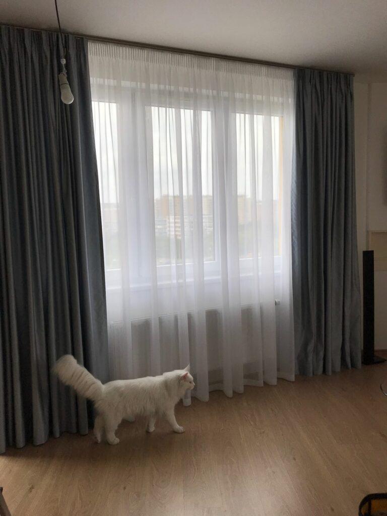 Moderní závěsy do obýváku